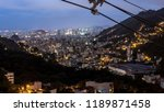 details of catrambi favela in...   Shutterstock . vector #1189871458