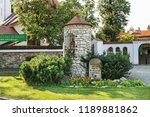 bujakow  poland   august 19 ...   Shutterstock . vector #1189881862
