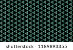 seamless pattern with small... | Shutterstock . vector #1189893355