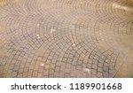 waterproof stamped concrete...   Shutterstock . vector #1189901668