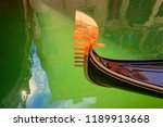 venice  reflections  lights and ... | Shutterstock . vector #1189913668