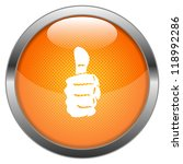 vector button top | Shutterstock .eps vector #118992286