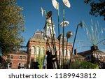 grantham england september 27 ... | Shutterstock . vector #1189943812