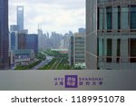 shanghai  china  12 aug 2018 ... | Shutterstock . vector #1189951078