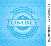 jumble water wave...   Shutterstock .eps vector #1190055175