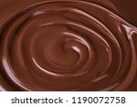 chocolate swirl  ideal for... | Shutterstock . vector #1190072758