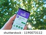 montreal  canada   august 28 ... | Shutterstock . vector #1190073112