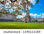 Stock photo trinity college dublin ireland 1190111185
