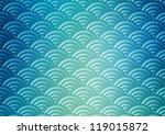 graphic pattern   Shutterstock . vector #119015872