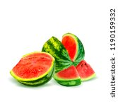 fresh  nutritious and tasty... | Shutterstock .eps vector #1190159332