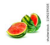 fresh  nutritious and tasty... | Shutterstock .eps vector #1190159335