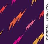 abstract seamless grunge urban... | Shutterstock .eps vector #1190204902