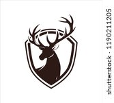 Deer Head Illustration   Hunt...