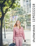 urgency of my business... | Shutterstock . vector #1190222218