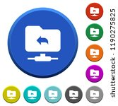 ftp parent directory round...   Shutterstock .eps vector #1190275825