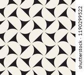 vector seamless pattern. modern ...   Shutterstock .eps vector #1190299522