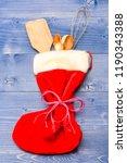 great christmas gift idea...   Shutterstock . vector #1190343388
