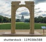 washington  dc   usa  ... | Shutterstock . vector #1190386588