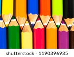 background of multicolored... | Shutterstock . vector #1190396935