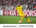 thessaloniki  greece   sept 20  ... | Shutterstock . vector #1190411098