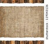 canvas pattern   Shutterstock . vector #119043136