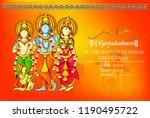 innovative banner poster for... | Shutterstock .eps vector #1190495722