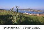 beautiful panoramic view of the ... | Shutterstock . vector #1190498002