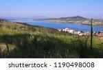 beautiful panoramic view of the ... | Shutterstock . vector #1190498008