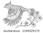 coloring pages. coloring book... | Shutterstock .eps vector #1190529175