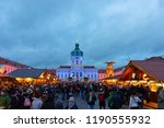 berlin  germany   december 9 ... | Shutterstock . vector #1190555932