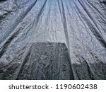 close up wrinkled fabric... | Shutterstock . vector #1190602438