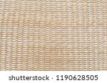 light beige bamboo background... | Shutterstock . vector #1190628505