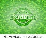 assortment realistic green... | Shutterstock .eps vector #1190638108