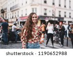 paris  france    september 23 ... | Shutterstock . vector #1190652988