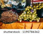 temple in nakhon phanom thai... | Shutterstock . vector #1190786362