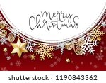 vector illustration of banner... | Shutterstock .eps vector #1190843362