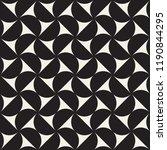 vector seamless pattern. modern ... | Shutterstock .eps vector #1190844295