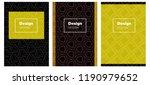 dark red  yellow vector pattern ...