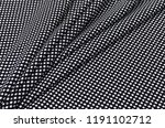 woolen fabric in black and... | Shutterstock . vector #1191102712