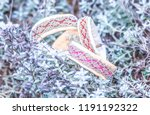 sami tin wired bracelet  ... | Shutterstock . vector #1191192322