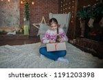 beautiful teenager girl on...   Shutterstock . vector #1191203398