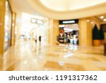 abstract blur and defocused... | Shutterstock . vector #1191317362