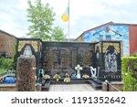 belfast  northern ireland   08... | Shutterstock . vector #1191352642
