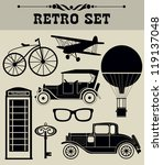 Vintage Objects Collection....