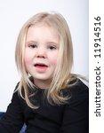 portrait girl | Shutterstock . vector #11914516