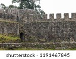 old byzantine gonio fortress... | Shutterstock . vector #1191467845