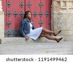 salamanca  spain   circa... | Shutterstock . vector #1191499462