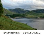 haweswater  the rigg   harter... | Shutterstock . vector #1191509212