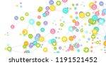social media marketing ... | Shutterstock .eps vector #1191521452
