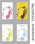 brochures for minimalist design ...
